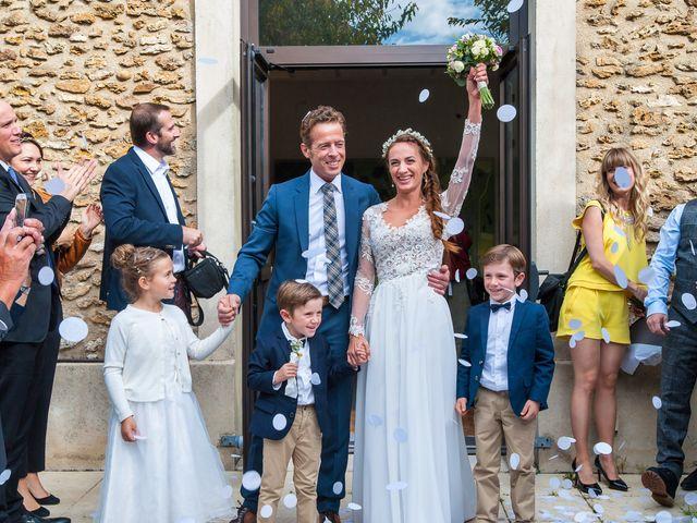 Le mariage de Xavier et Mathilde à Yerres, Essonne 20