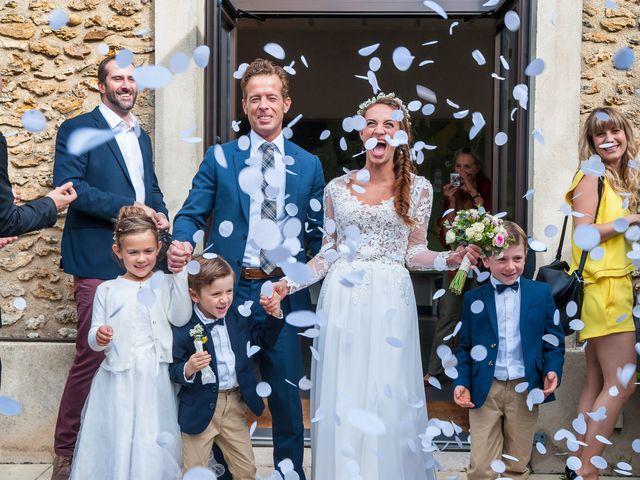 Le mariage de Xavier et Mathilde à Yerres, Essonne 21