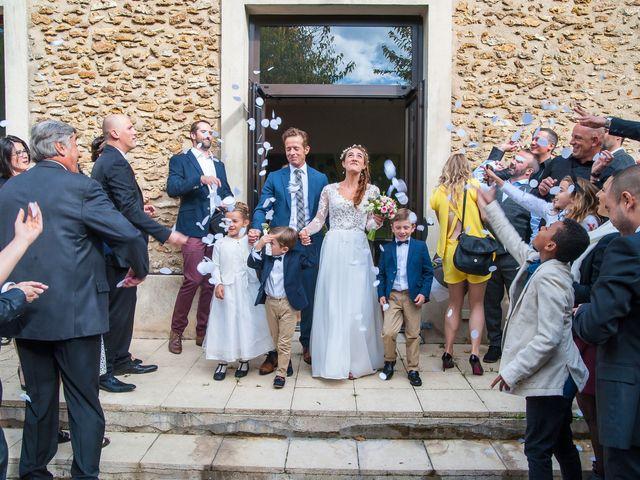 Le mariage de Xavier et Mathilde à Yerres, Essonne 22