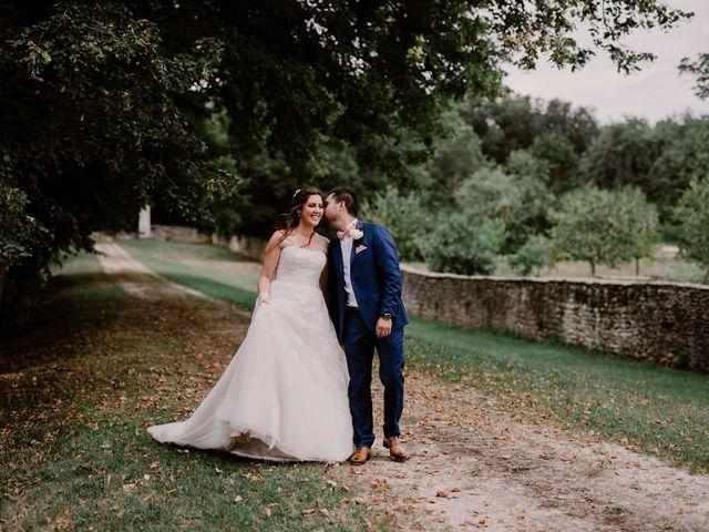 Le mariage de Tuan et Aurélie à Garat, Charente 2