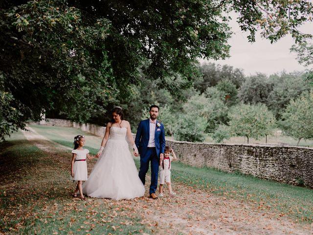 Le mariage de Tuan et Aurélie à Garat, Charente 3