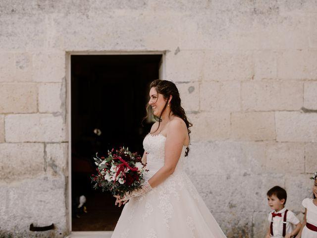 Le mariage de Tuan et Aurélie à Garat, Charente 21