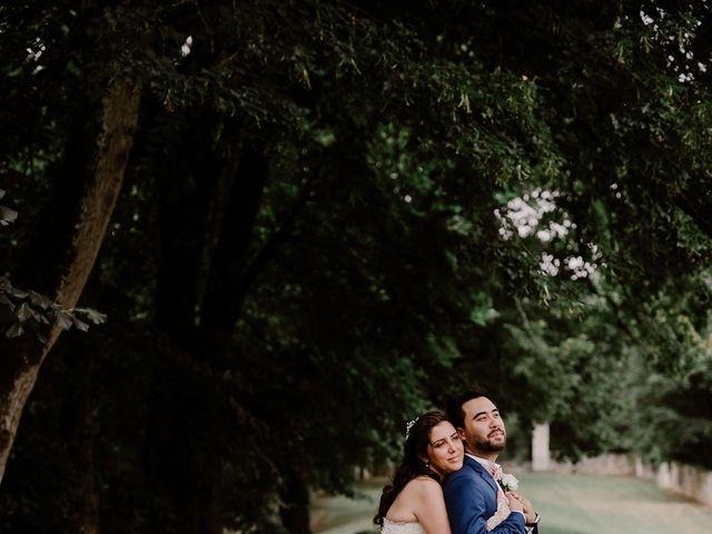 Le mariage de Tuan et Aurélie à Garat, Charente 22