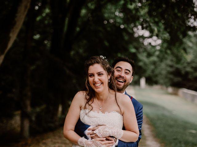Le mariage de Tuan et Aurélie à Garat, Charente 23