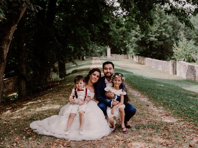 Le mariage de Tuan et Aurélie à Garat, Charente 25