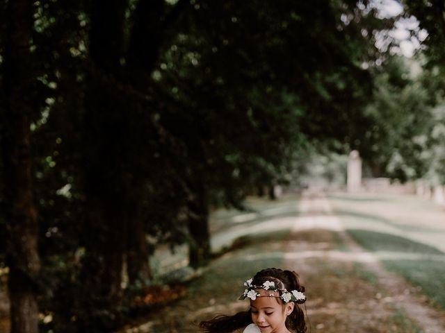 Le mariage de Tuan et Aurélie à Garat, Charente 29