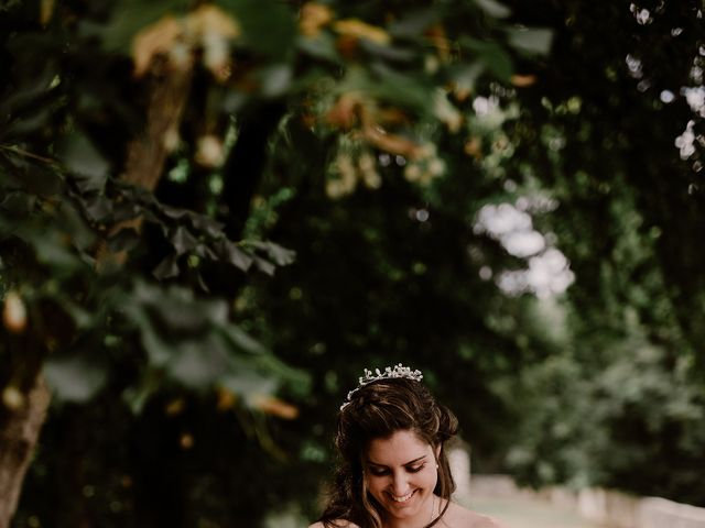 Le mariage de Tuan et Aurélie à Garat, Charente 32