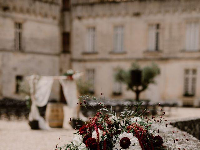 Le mariage de Tuan et Aurélie à Garat, Charente 35