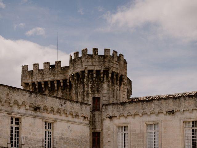 Le mariage de Tuan et Aurélie à Garat, Charente 36