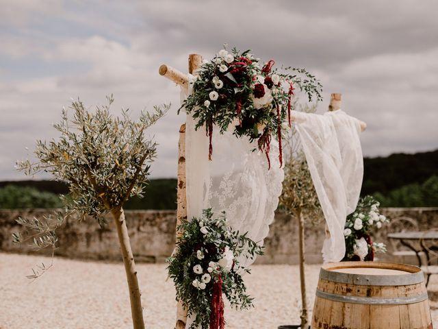 Le mariage de Tuan et Aurélie à Garat, Charente 37