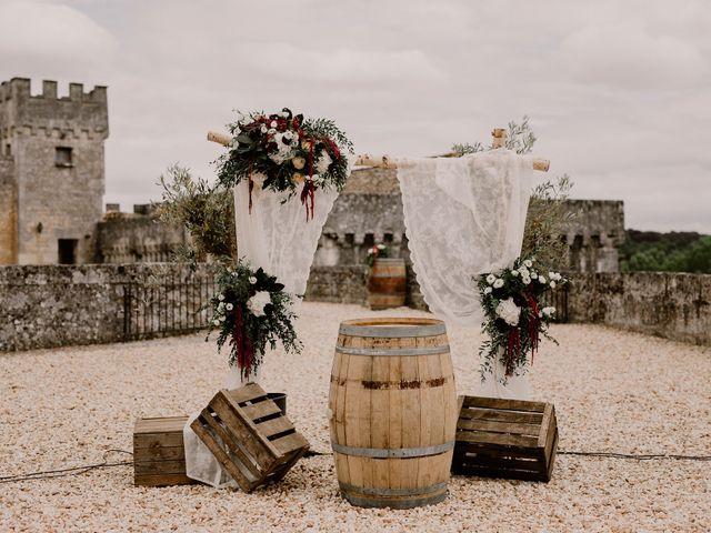 Le mariage de Tuan et Aurélie à Garat, Charente 38