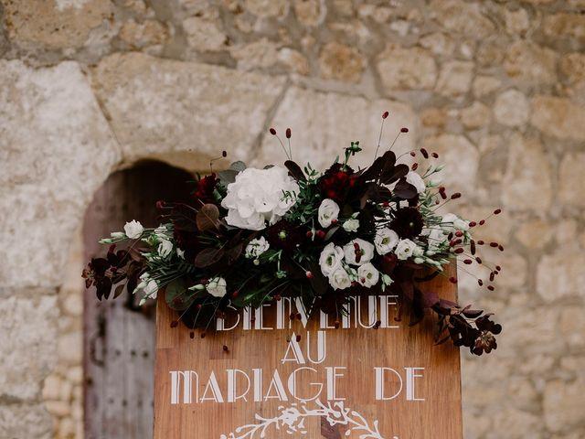 Le mariage de Tuan et Aurélie à Garat, Charente 40