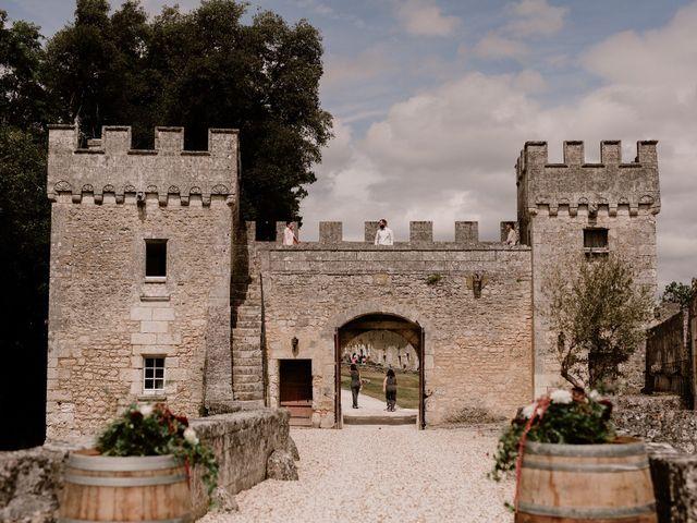Le mariage de Tuan et Aurélie à Garat, Charente 41