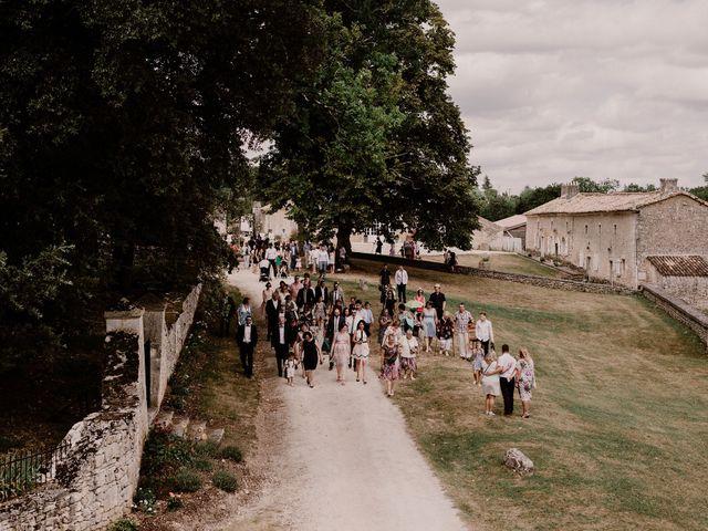 Le mariage de Tuan et Aurélie à Garat, Charente 42