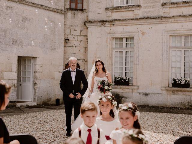Le mariage de Tuan et Aurélie à Garat, Charente 43