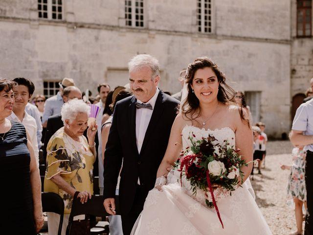 Le mariage de Tuan et Aurélie à Garat, Charente 44