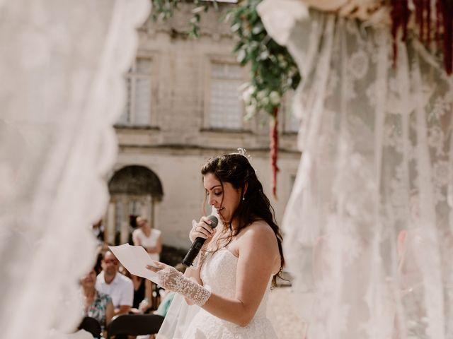 Le mariage de Tuan et Aurélie à Garat, Charente 45