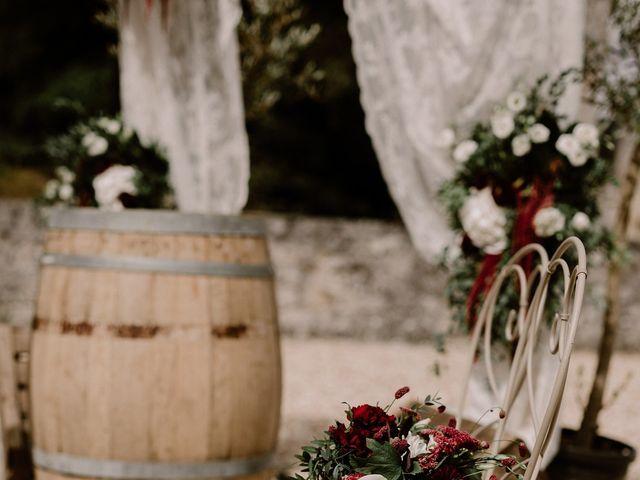 Le mariage de Tuan et Aurélie à Garat, Charente 46