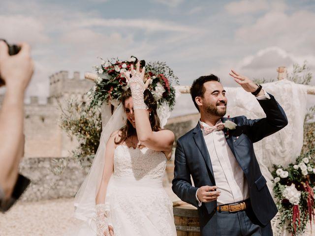 Le mariage de Tuan et Aurélie à Garat, Charente 48