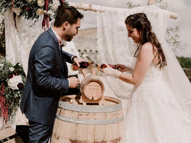 Le mariage de Tuan et Aurélie à Garat, Charente 50