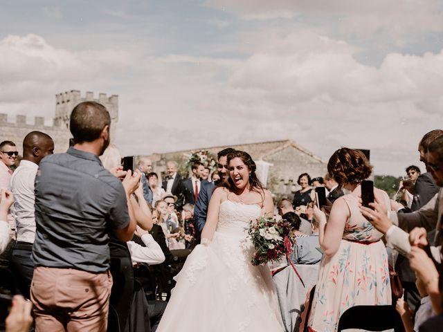 Le mariage de Tuan et Aurélie à Garat, Charente 51
