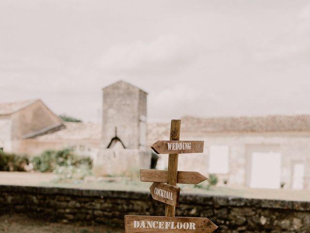 Le mariage de Tuan et Aurélie à Garat, Charente 52