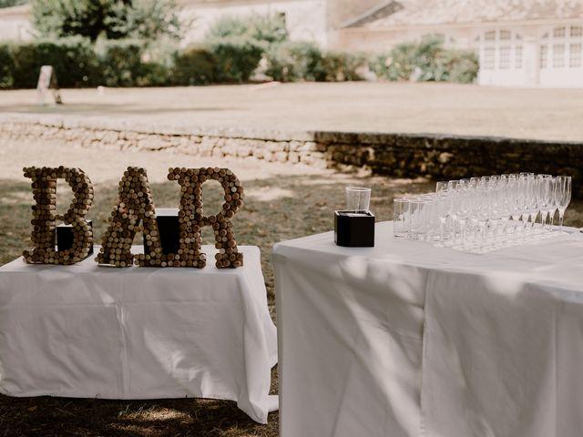 Le mariage de Tuan et Aurélie à Garat, Charente 53