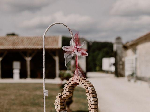 Le mariage de Tuan et Aurélie à Garat, Charente 55