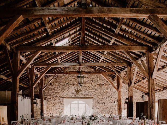 Le mariage de Tuan et Aurélie à Garat, Charente 56