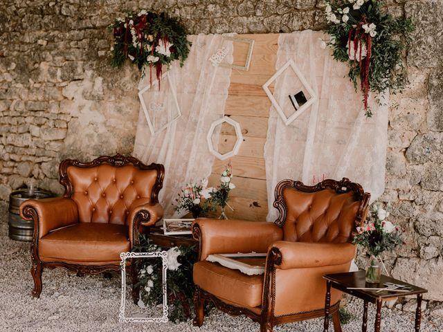 Le mariage de Tuan et Aurélie à Garat, Charente 65