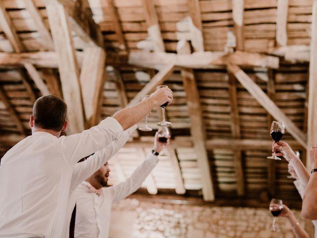 Le mariage de Tuan et Aurélie à Garat, Charente 80