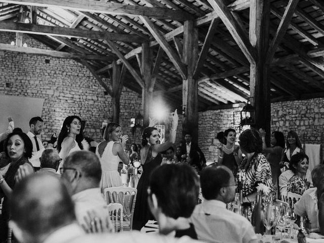 Le mariage de Tuan et Aurélie à Garat, Charente 93