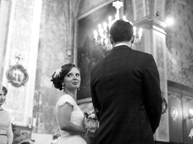 Le mariage de Anastasia et Florian