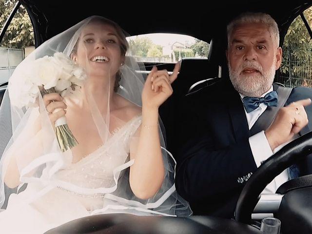 Le mariage de Mathieu et Ségolène à Moulon, Gironde 13