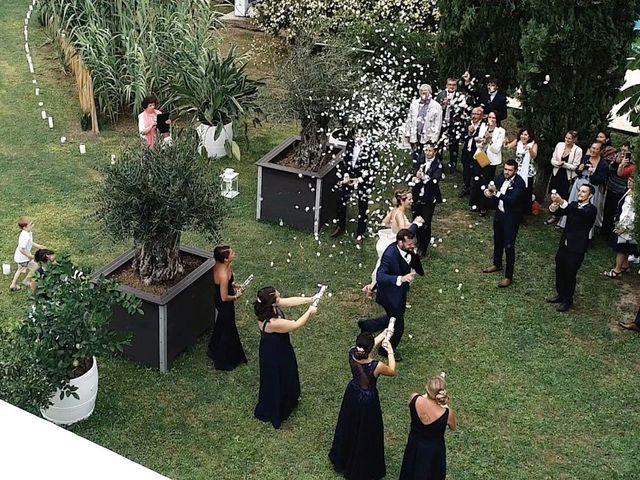 Le mariage de Mathieu et Ségolène à Moulon, Gironde 32