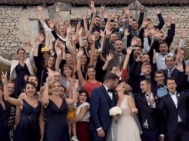 Le mariage de Mathieu et Ségolène à Moulon, Gironde 40