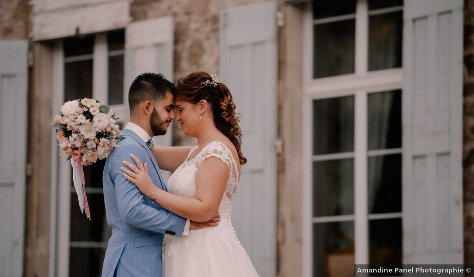 Le mariage de Morgan et Cyrielle à Albon, Drôme