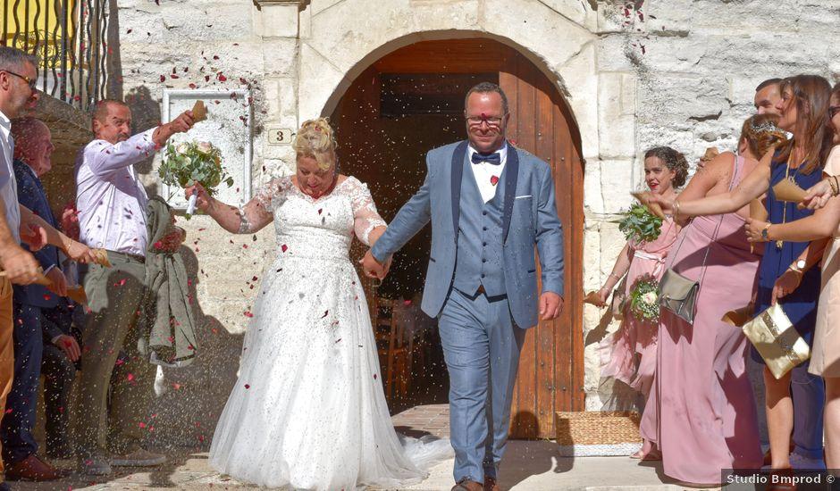 Le mariage de Cyril et Estelle à Boulbon, Bouches-du-Rhône