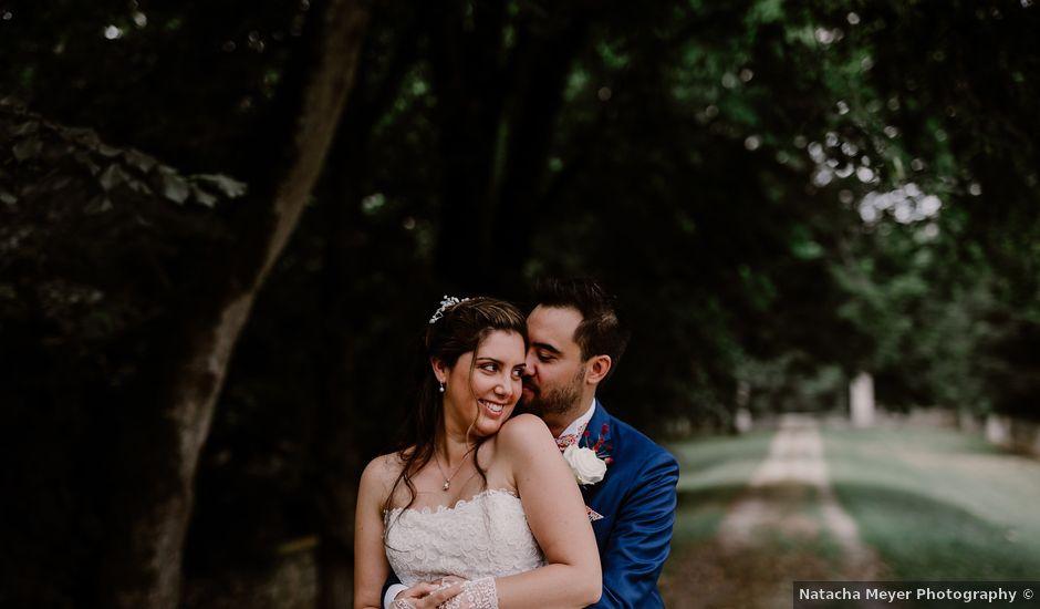 Le mariage de Tuan et Aurélie à Garat, Charente