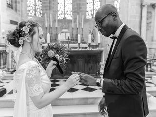 Le mariage de Elodie et Léo