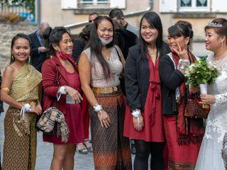 Le mariage de Saowapuk et Quentin 3