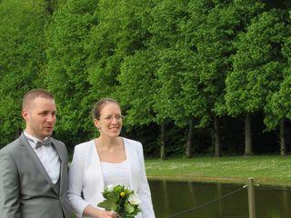 Le mariage de Stéphanie  et FRAMERY 1