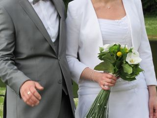 Le mariage de Stéphanie  et FRAMERY 2