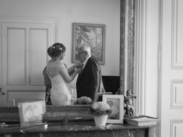Le mariage de Olivier et Lili à Troyes, Aube 12