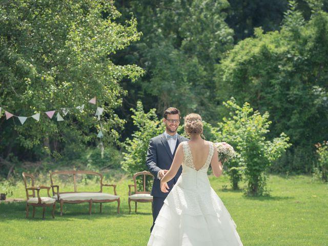 Le mariage de Olivier et Lili à Troyes, Aube 21
