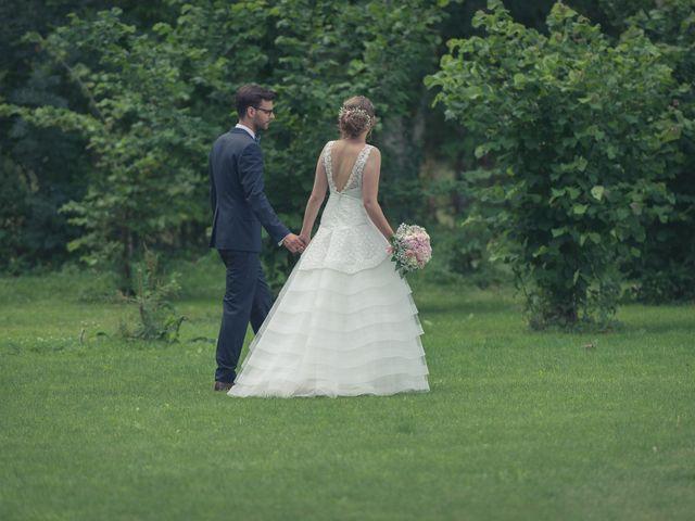 Le mariage de Olivier et Lili à Troyes, Aube 22