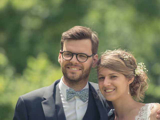 Le mariage de Olivier et Lili à Troyes, Aube 23