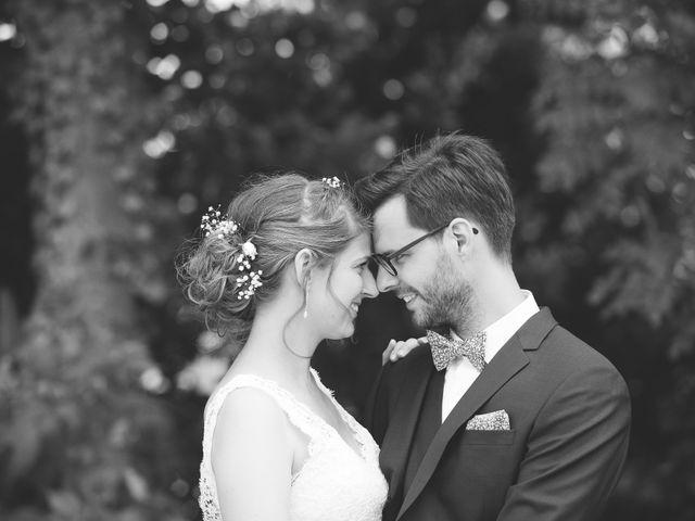 Le mariage de Olivier et Lili à Troyes, Aube 1