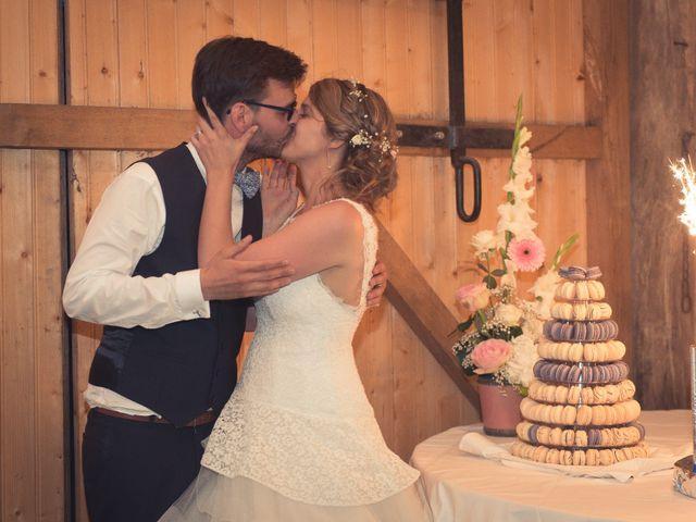 Le mariage de Olivier et Lili à Troyes, Aube 54