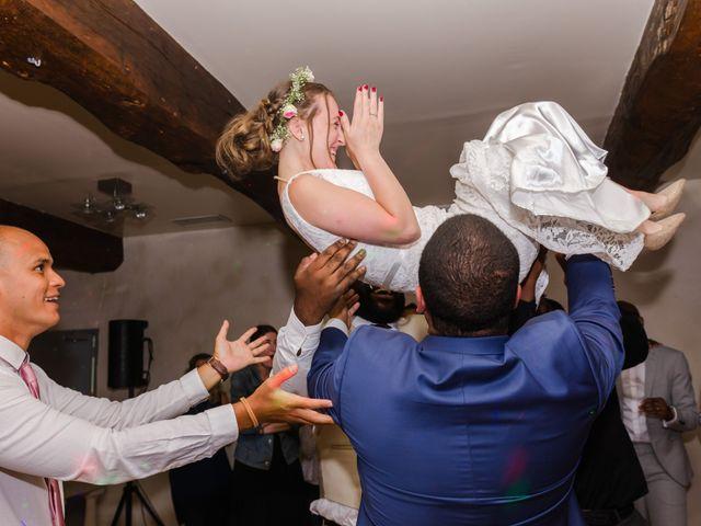 Le mariage de Léo et Elodie à Beaumont-le-Roger, Eure 28